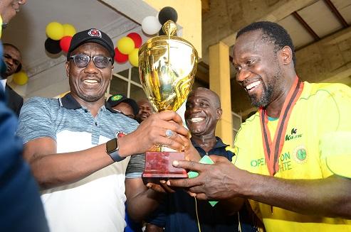 NNPC Wins Nigeria Oil Industry Games