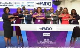 Photo News: FMDQ Group Marks International Women's Day 2020