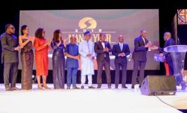 Fidelity Bank Honoured At 2019 Silverbird Man of the Year Awards