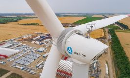ROSATOM first wind farm enters national grid, capacity market