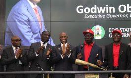 The Photo News: Executive Governor, Edo State;Godwin Obaseki Visits The Nigerian Stock Exchange