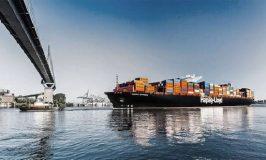 Ports & Cargo Terminal Handles 39,906 tonnes Hapag Lloyd Vessel