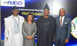Senate Committee on Capital Market Visits FMDQ, Others, A New Dawn says Bola