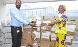 APMTs, WACT Boost COVID-19 Relief Fund with N300m and donates safety items