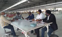 COVID-19 - SON UNDERTAKES QUALITY ASSURANCE INSPECTION OF FACE MASKS FACTORY IN CROSS RIVER STATE