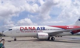 Covid-19: Dana Air to keep middle seats empty upon resumption