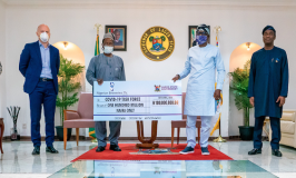 NB Standing with Nigeria Against COVID-19: Announces N600 Million Support