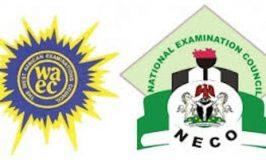 WASCE, NECO exams postponed indefinitely