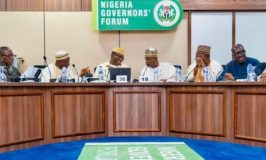 Governors Request Presidency Relaxed Lockdown, Partial Restriction Enforced
