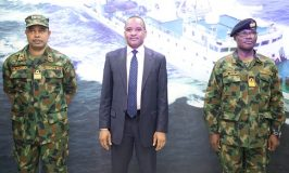 MARITIME SECURITY: NAVY, NIMASA SET TO IMPROVE INFORMATION SHARING
