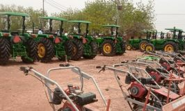 Kebbi Govt, Agric firm, MECA, move to boost food production through Tractor Hiring Scheme