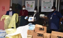 COVID-19: WAPCo donates PPEs, medical supplies worth N15m to Lagos Govt