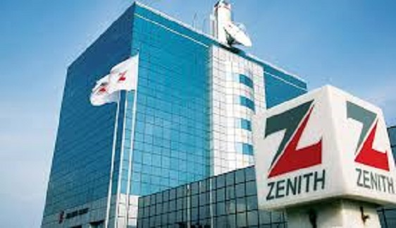 ZENITH BANK GROUP'S PROFIT BEFORE TAX RISES BY 3% TO N58.8BN from N57.3BN IN Q1 2020