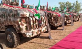 Army Introduces Locally-fabricated Mine-resistant Vehicles