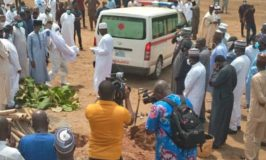Breaking: Abba Kyari Buried in Abuja