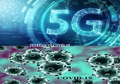 5G Doesn't Cause Coronavirus, but Coronavirus Might Cause 5G