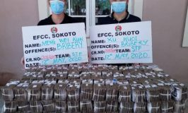 Two Chinese Arrested for Offering N100m Bribe to EFCC Officer