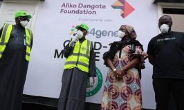 Aliko Dangote Foundation engages 54gene Laboratory to conduct 1,000 COVID-19 test per day in Kano
