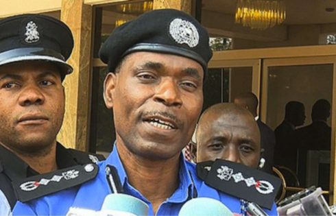 Oyo Unrest: IG Vows to Arrest Arsonists of Igboho's House