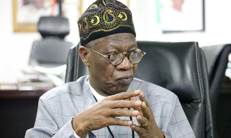 Expect 11,000 MW of electricity by 2023 —Lai Mohammed
