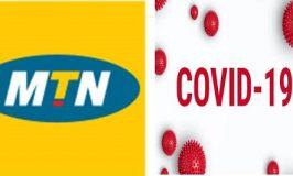 MTN NIGERIA COMMUNICATIONS PLC COVID-19 UPDATE