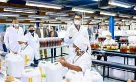 Madagascar's COVID-19 cure drugs sent to Nigeria