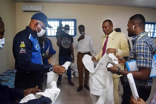 COVID-19 – SON UNDERTAKE QUALITY ASSURANCE INSPECTIONS IN ABIA, RIVERS STATES.
