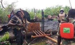 Navy Recovers N75bn Stolen Petroleum Products