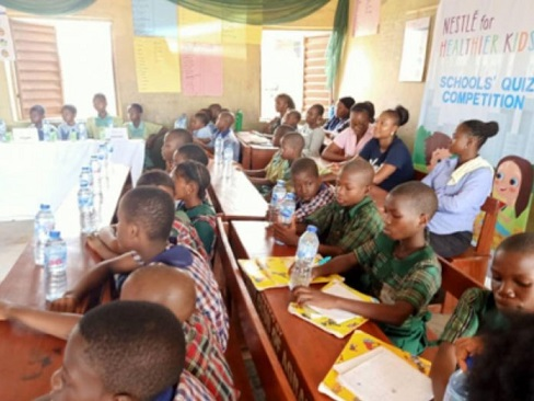 Children Day: Nestle Re-Affirms Its Commitment To Improve Malnutrition