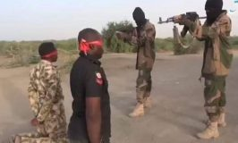Boko Haram's New Video Shows Execution of Police Officer, Soldier