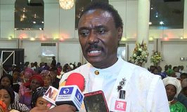 Okotie opposes social distancing in churches, slams CAN