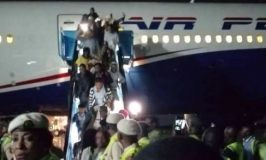 Fed Govt airlifts 314 Nigerians stranded from London