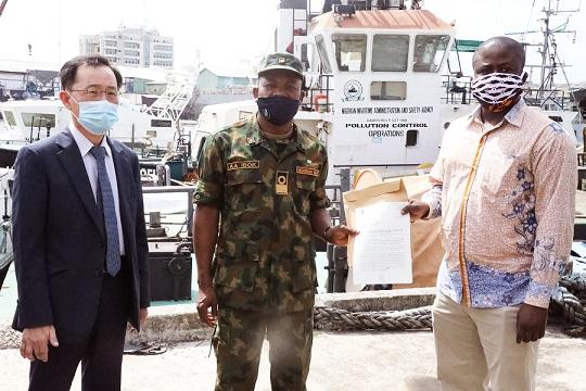 PIRACY: NIGERIA HANDS OVER SUSPECTED VESSEL, CREW TO GHANA