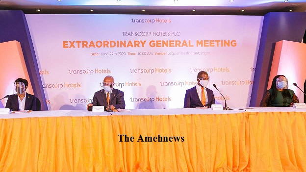 Transcorp Hotels Gets Shareholders' Approval To Raise N10billion Through Rights Issue.