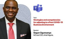 Invest in Technology, Localise Supply Chain, Redefine Purpose, Airtel MD Advices SMEs at UBA Business Series