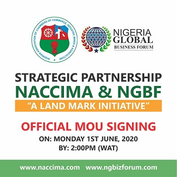 NGBF AND NACCIMA SIGN STRATEGIC PARTNERSHIP AGREEMENT TO IMPROVE BUSINESS