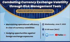 FMDQ Exchange Set to Engage Market Stakeholders on Combating Currency Exchange Volatility