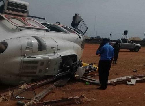 AIB indicted Pilot over Osinbajo's Chopper Crash