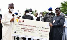 BUA Foundation Donates N200M, 3 ambulances to Adamawa