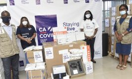 COVID-19: CACOVID DONATES N1.4BN MEDICAL EQUIPMENT AND ADDITIONAL 26,400 TEST KITS, TO BOOST COVID-19 TESTING ACROSS NIGERIA