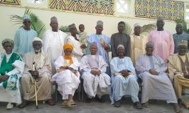 Daneji Community Pays Courtesy Visit to Accountant General of the Federation