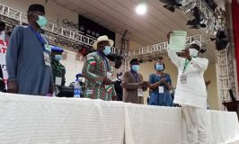 Eyitayo Jegede wins Ondo PDP guber primary
