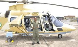 Buhari, Lawan, Kogi Gov Mourn First Female Combat Helicopter Pilot