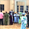 COVID-19: Obasanjo locks out mourners at in-law's burial