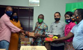 COVID-19: ADVAN Donates Relief Materials to Associations, Petty Traders