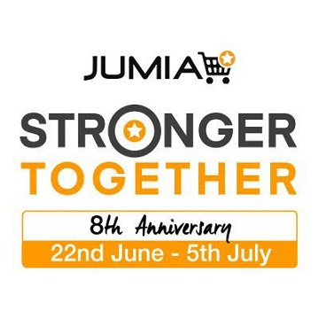 STRONGER TOGETHER: SIGNIFICANT THINGS JUMIA HAS DONE IN EIGHT YEARS