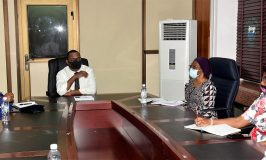 Photo News: VISIT OF THE SHIP OWNERS ASSOCIATION OF NIGERIA TO NIGERIAN SHIPPERS' COUNCIL