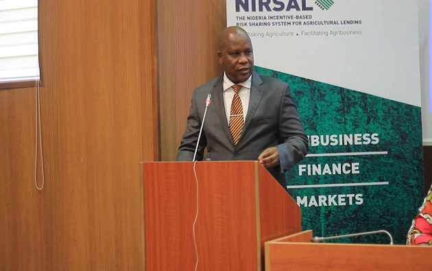 NIRSAL Facilitates N102bn Loans has impacted over two million lives positively in the pre-upstream, upstream, midstream and downstream segments of the agricultural value chain