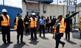 Photo News: Shipper's Council shuts down Tincan Island Container Terminal Over Infraction