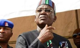 Ortom Wants FG to Allow Responsible Citizens Carry AK47 Rifles